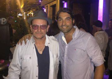 U2, de despedida de soltero por...