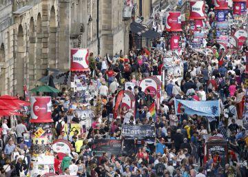 Edimburgo es un festival infinito
